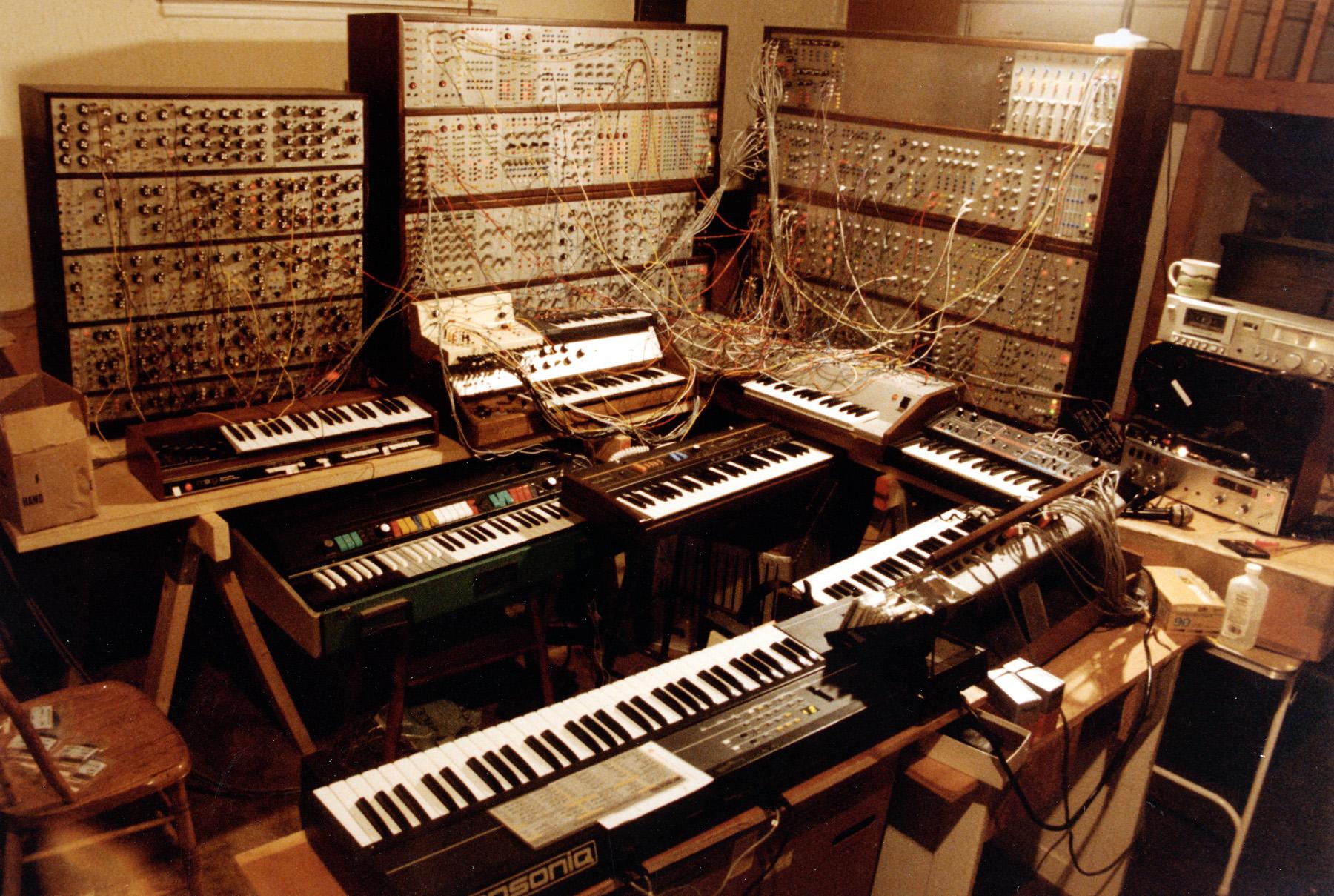 Synth modular