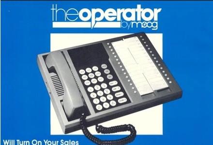 Thumb operator
