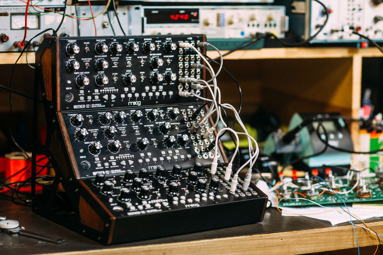 Moog mother 32 v2