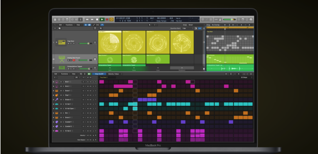Thumb apple logic pro 10.5 step sequencer
