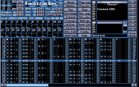Thumb fasttracker 2 screenshot