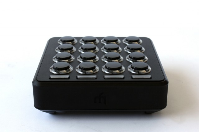 Midi fighter 3d press overview