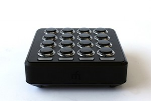 Thumb midi fighter 3d press overview
