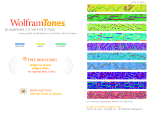 Thumb wolframtones