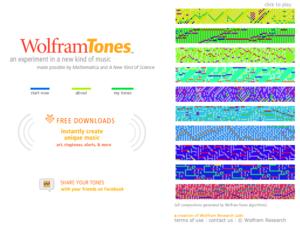 Thumb wolframtones