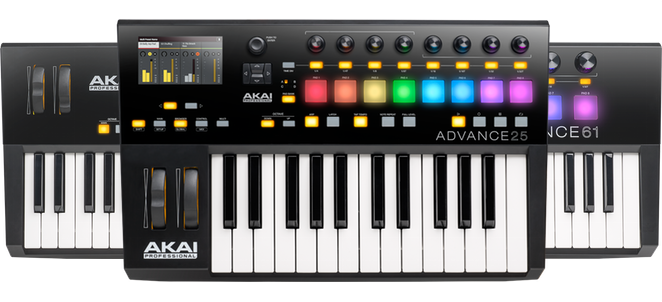 Headline akai advance series
