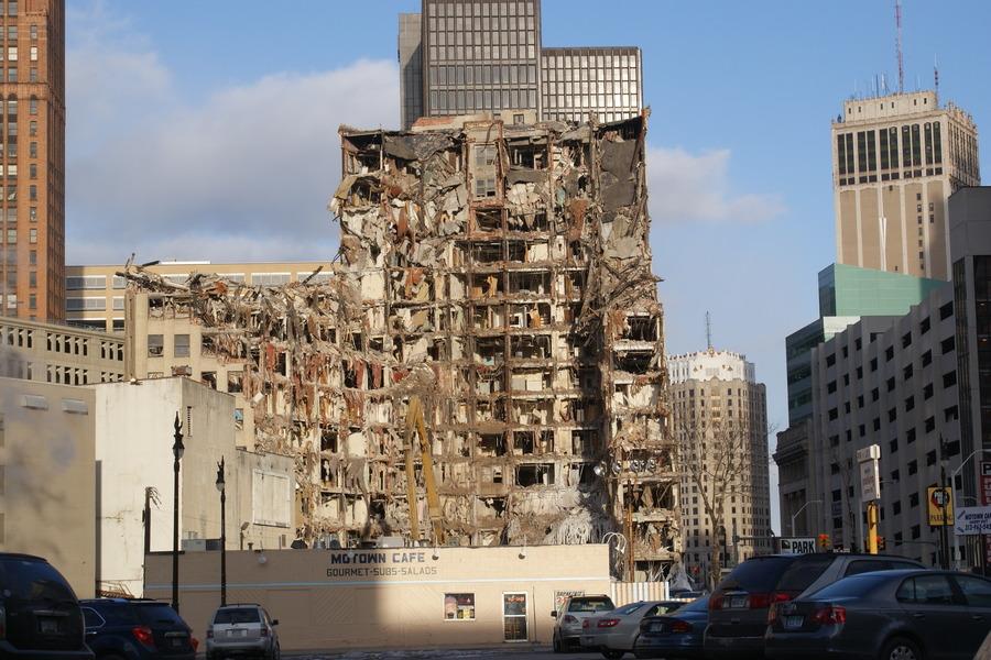 Lafayette building detroit