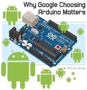 Thumb why arduino google