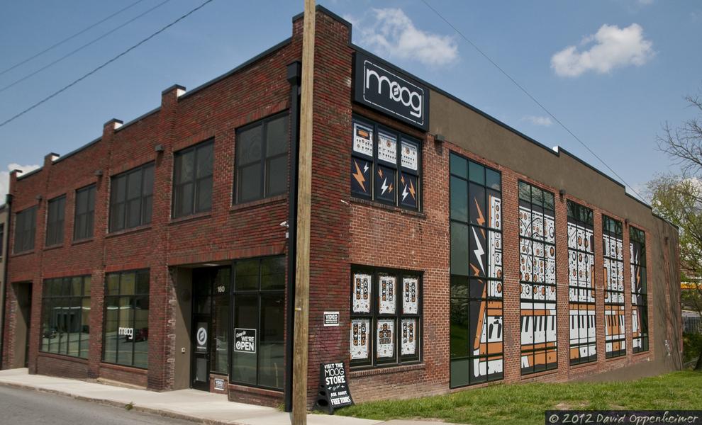 Moog music factory store asheville opp4107