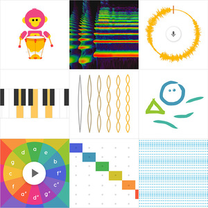 Thumb music lab 3x3 grid 1000x1000