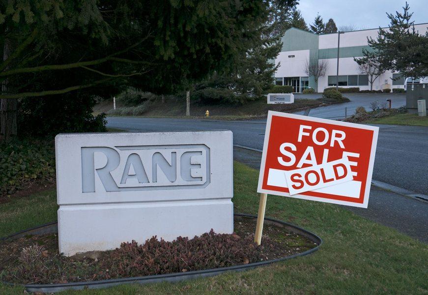 Rane sold