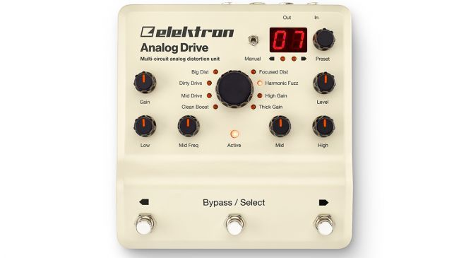 Elektron analog drive up  650 80