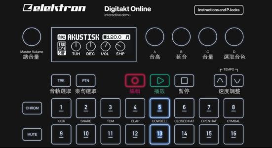 Thumb digitakt online