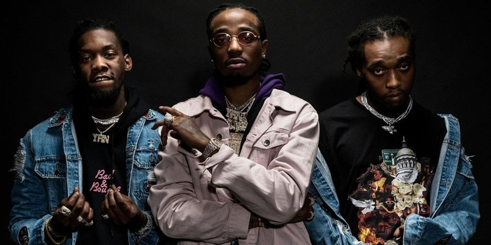 Tw migos triplet flow hip hop rap video analysis
