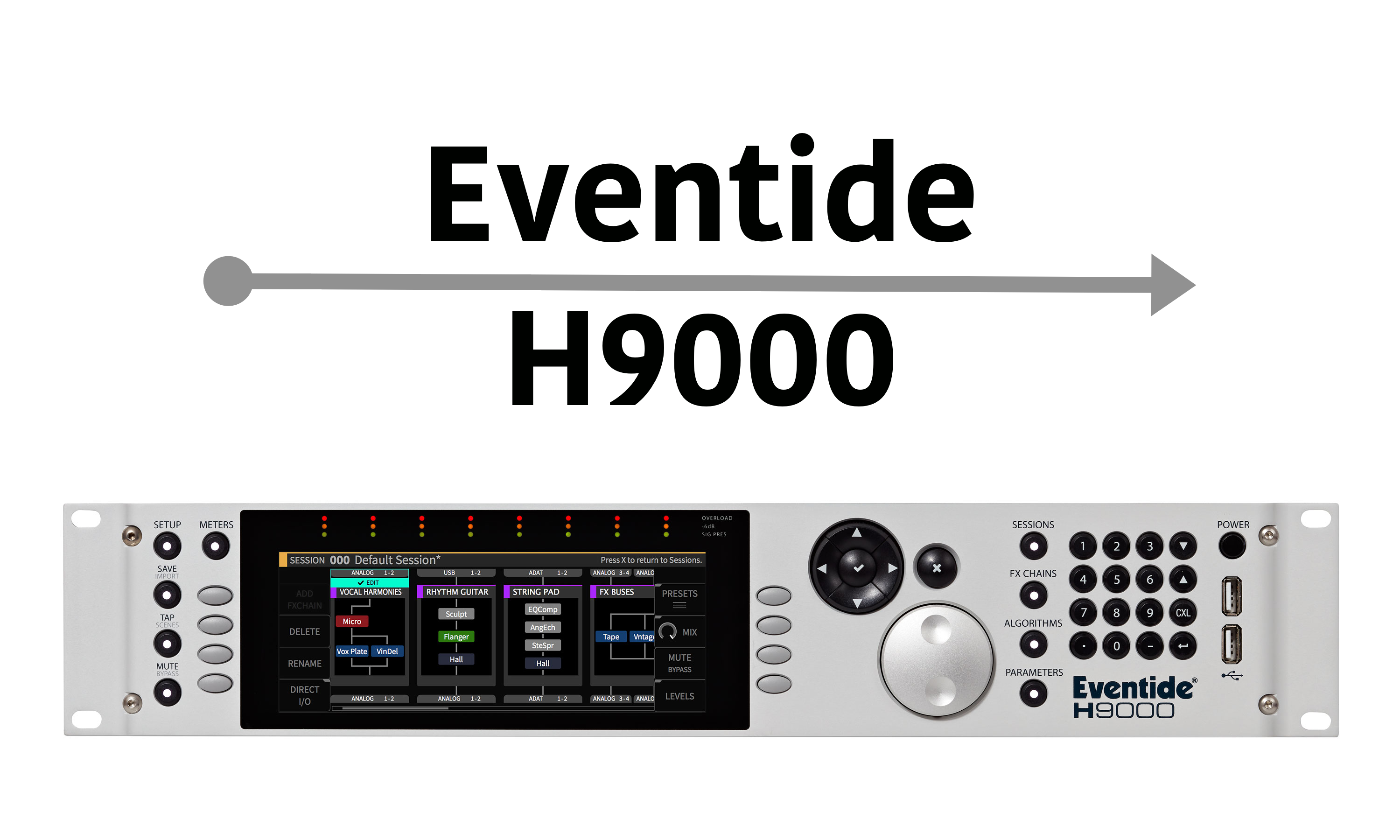 H9000 front