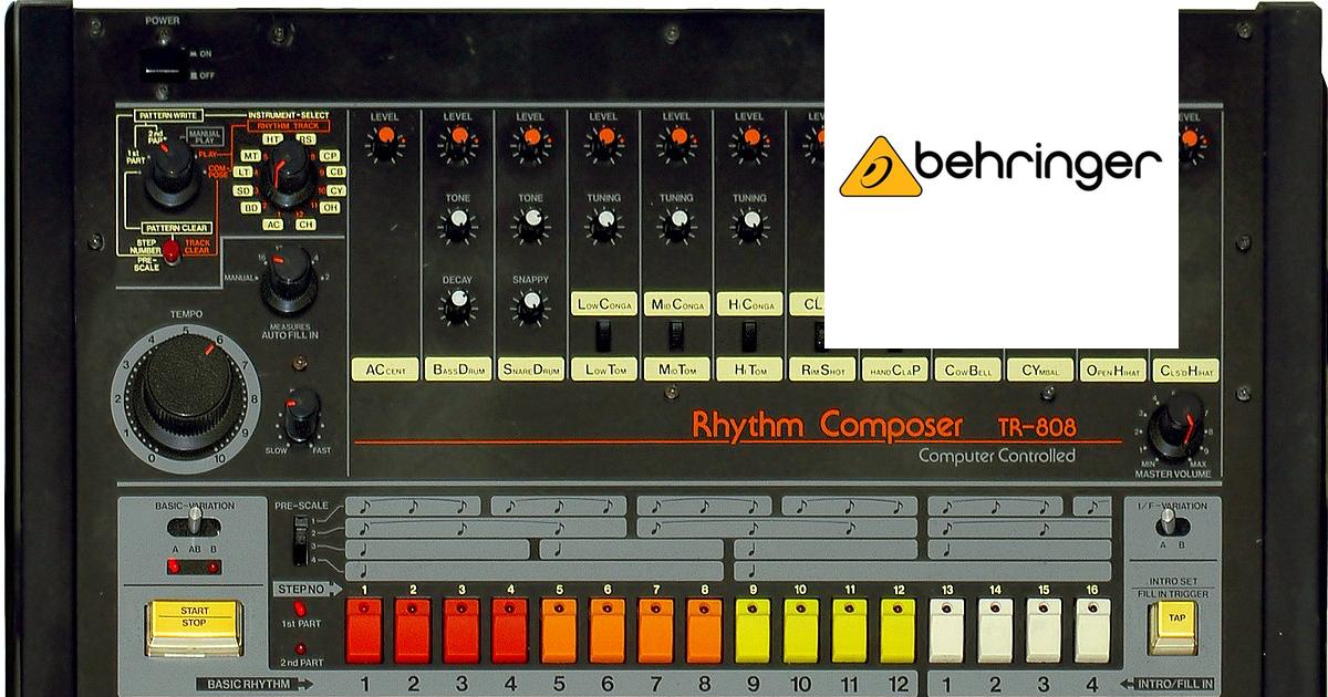Behringer 808