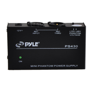Pyle  PS430 幻象電源