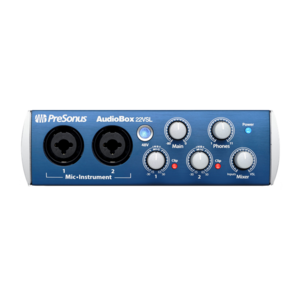 PreSonus AudioBox 22VSL 錄音介面