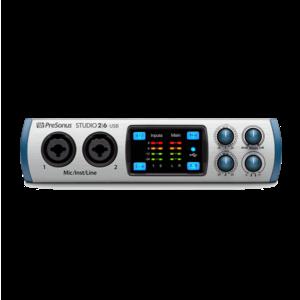 PreSonus Studio 2|6 錄音介面