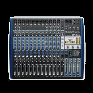 PreSonus StudioLive AR16c USB 數位混音器