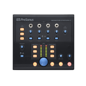 PreSonus Monitor Station V2 喇叭監聽控制器