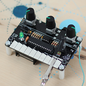 Bleep Labs The Nebulophone 合成器
