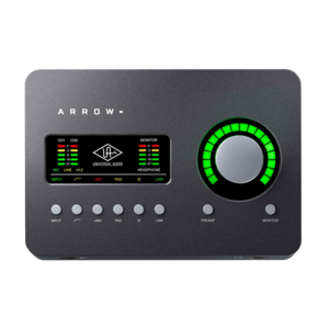 Universal Audio Arrow Thunderbolt 錄音介面