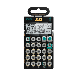 Teenage Engineering PO-35 speak 取樣機