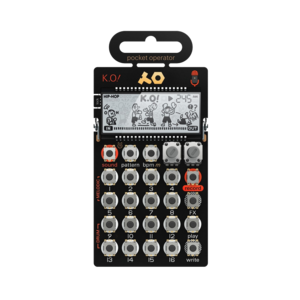 Teenage Engineering PO-33 K.O! 取樣機