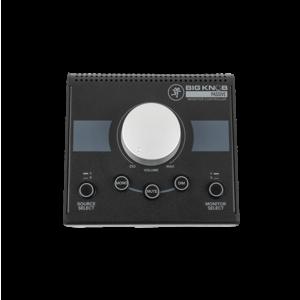 Mackie Big Knob Passive 監聽喇叭控制器