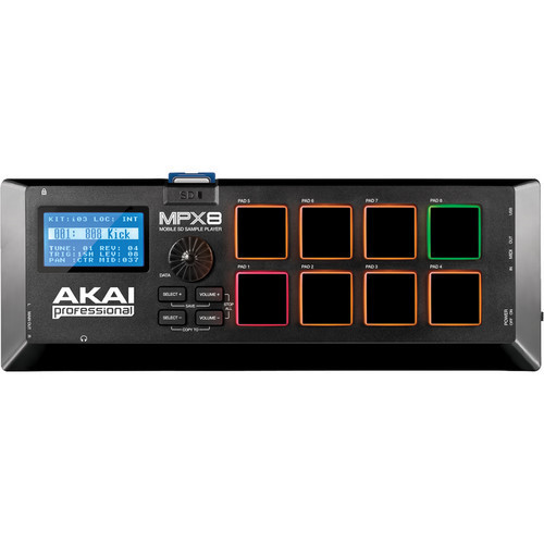 Akai MPX8 取樣機