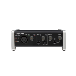 Tascam US-1x2 錄音介面
