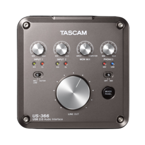 Tascam US-366 錄音介面