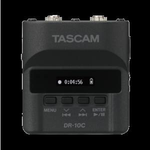 Tascam DR-10CH 手持錄音裝置(XLR 接孔)