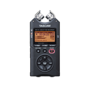 Tascam DR-40 手持錄音裝置