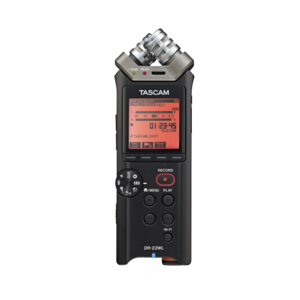 Tascam DR-22WL 手持錄音裝置