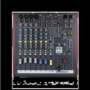 Allen & Heath ZED60-10FX 混音器