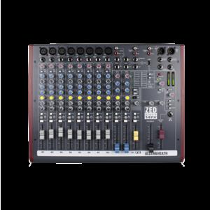 Allen & Heath ZED60-14FX 混音器