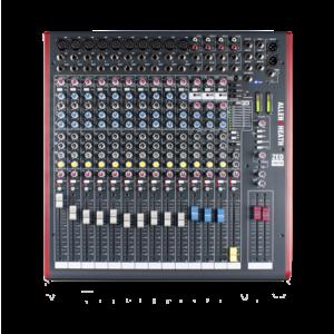 Allen & Heath ZED-16FX 混音器
