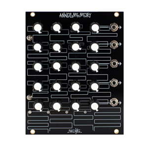 Make Noise Analog Memory