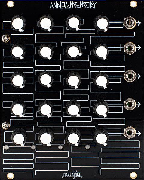 Make Noise Analog Memory