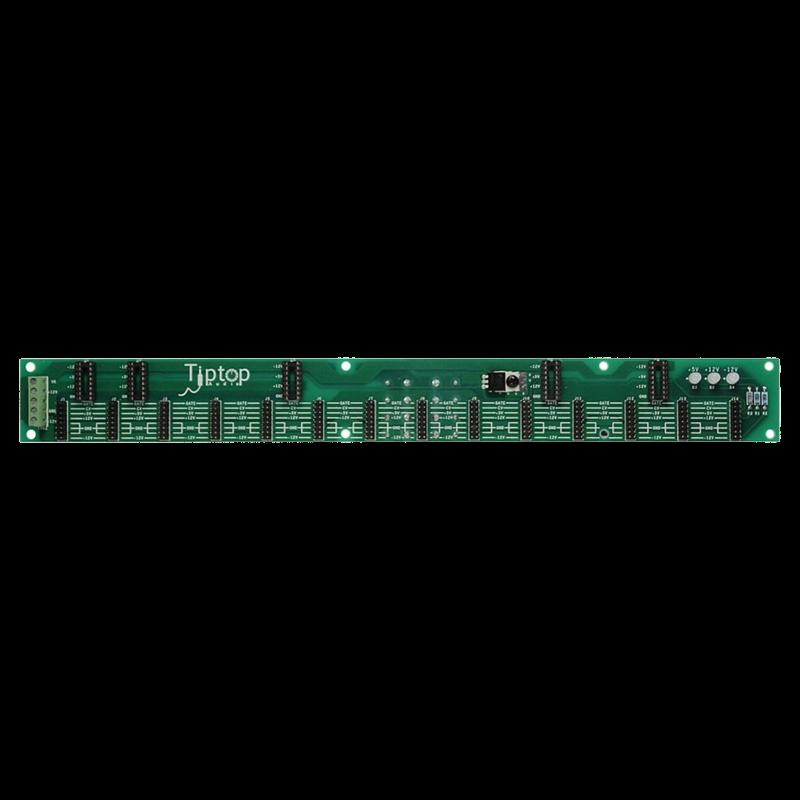 Tiptop zeus passive board