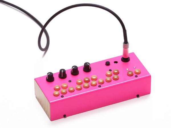 Critter Guitari Bolsa Bass 合成器