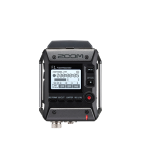 Zoom F1-LP 行動錄音介面 / 領夾式麥克風 套組