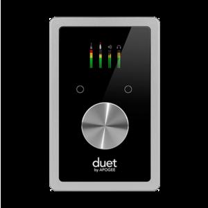 Apogee Duet iOS 錄音介面