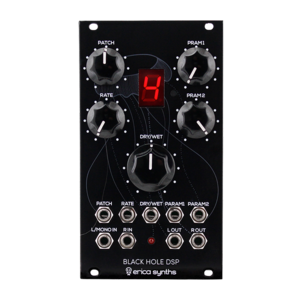 Erica Synths Black Hole DSP MK1