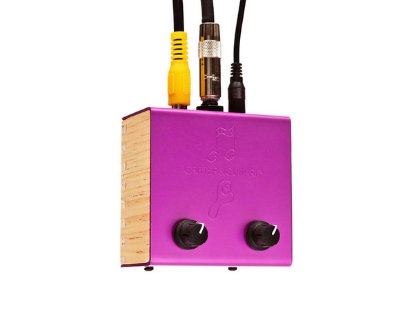 Critter Guitari Rhythm Scope - 影像合成器
