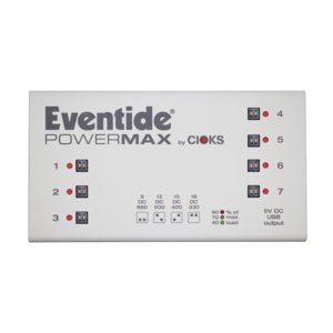 Eventide  PowerMax 電源供應器