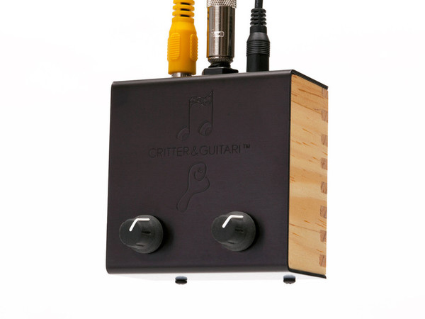 Critter & Guitari Black & White Video Scope - 影像合成器