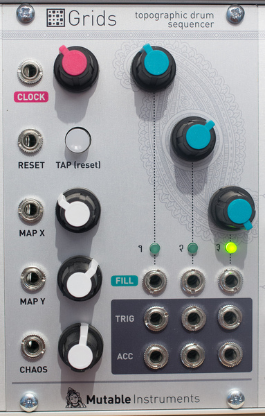 Mutable Instruments Grids